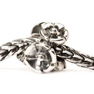 Forget me not bead TROLLBEADS